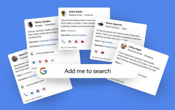 Google tarjeta usuarios
