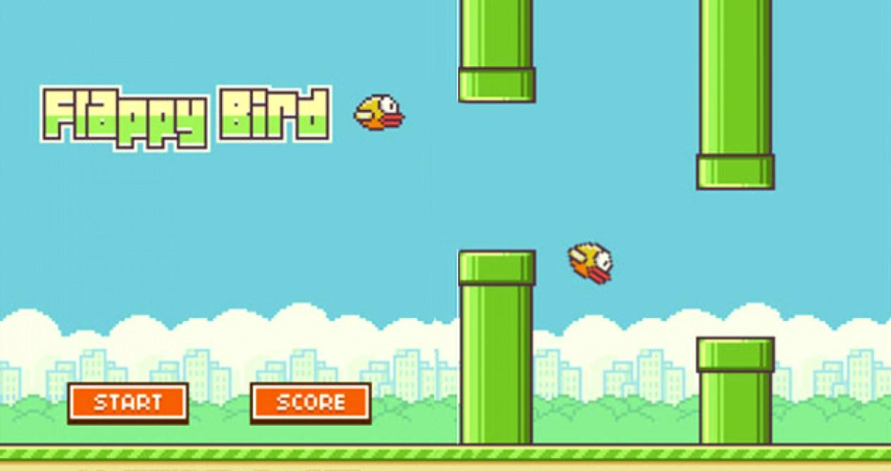 Flappy Bird iOS