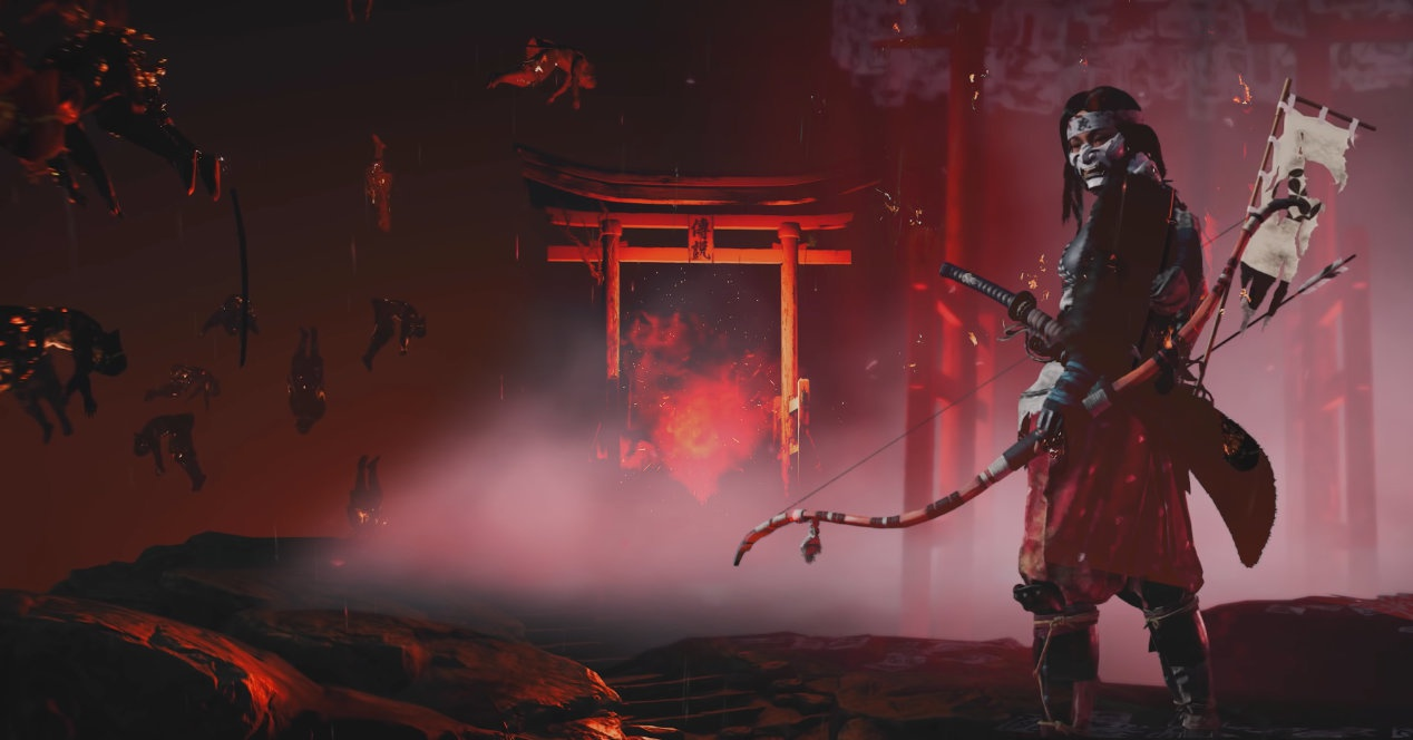Legends Ghost of Tsushima