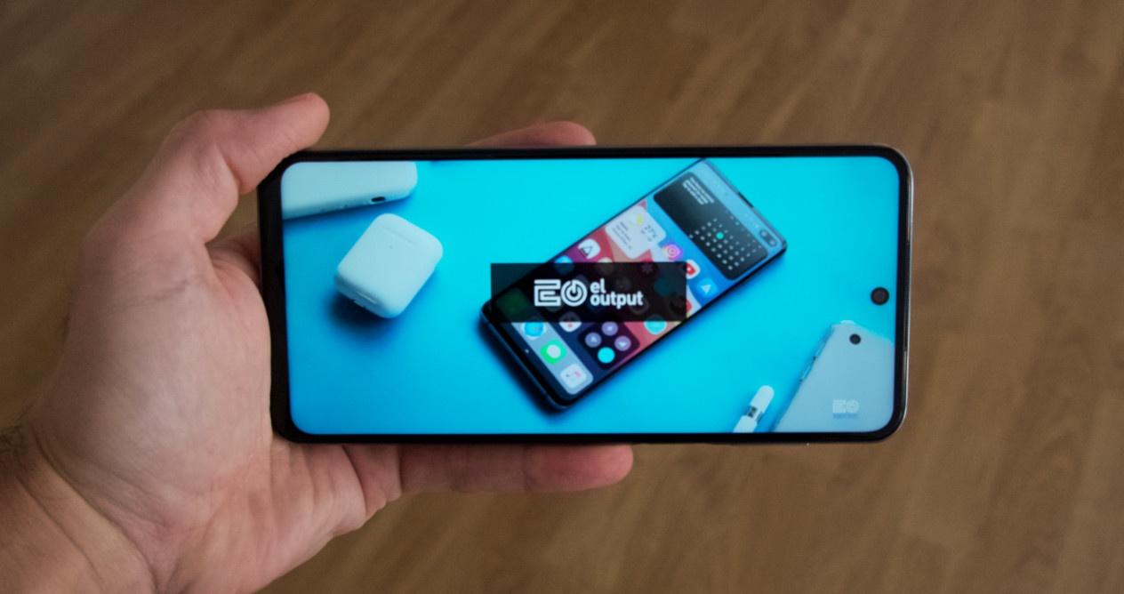 Rendimiento panel Redmi Note 9 Pro