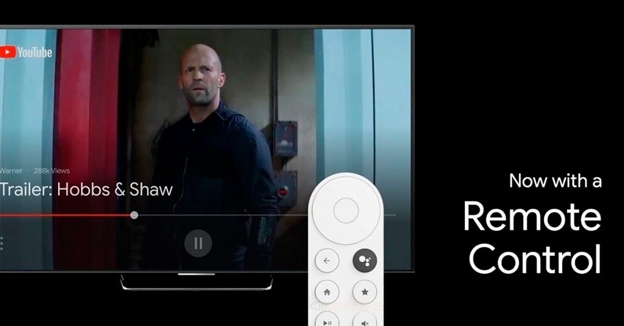 Chromecast Android TV