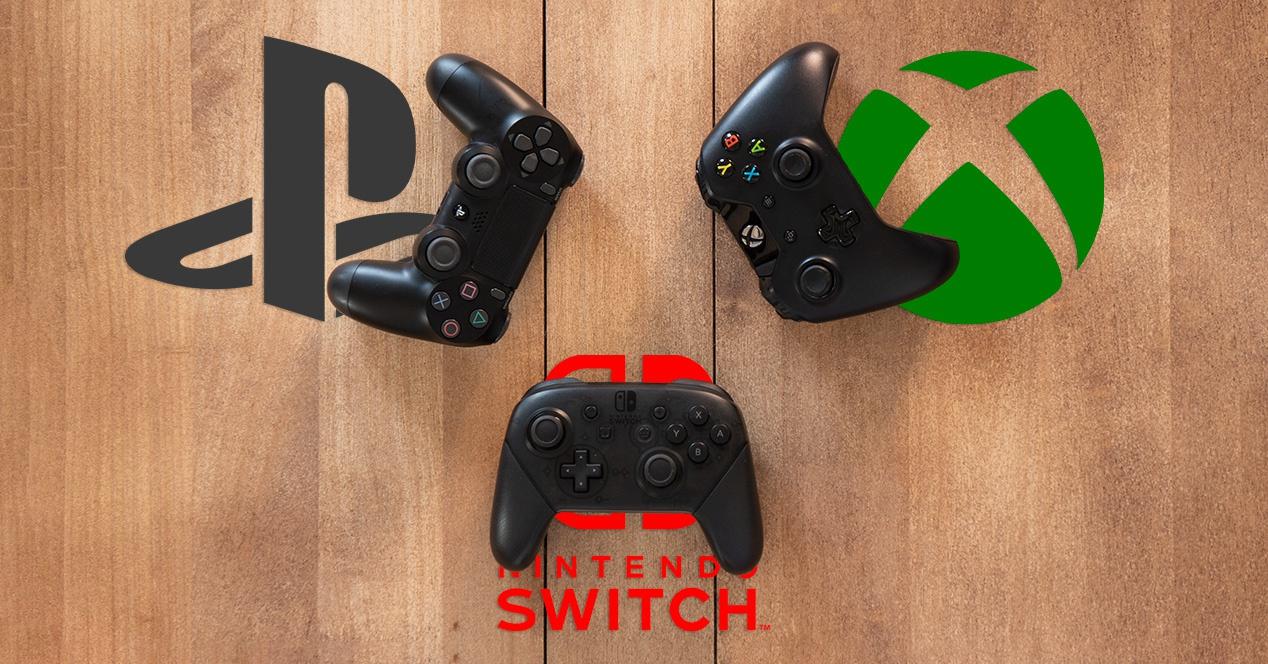 Conectar mando PS4, Xbox One y Switch en PC