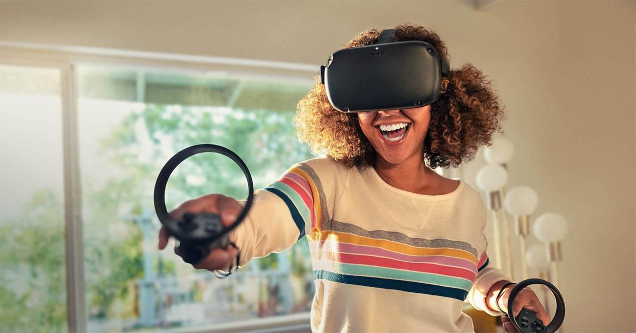 Oculus Quest caracteristicas