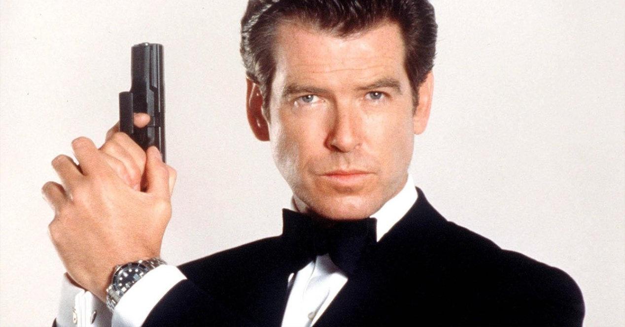 Bond 007 actor Pierce Brosnan