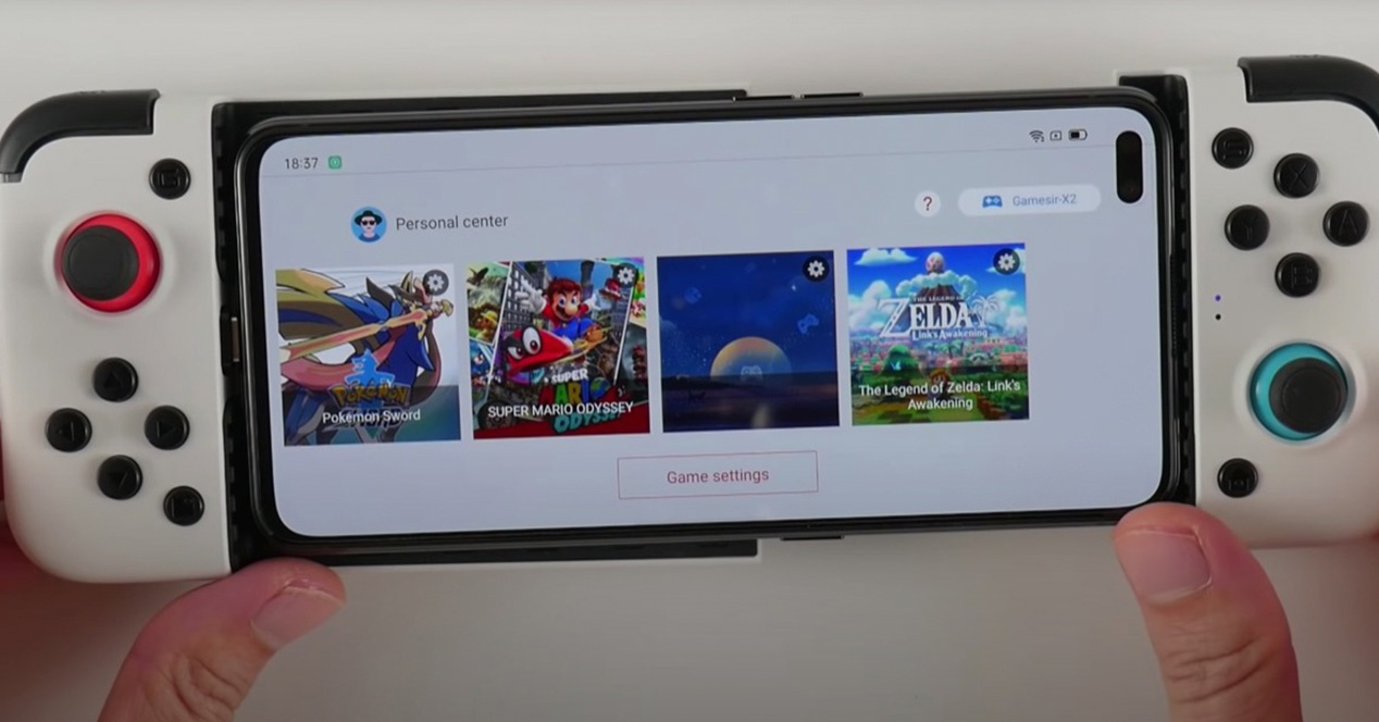 Emulador Switch Android