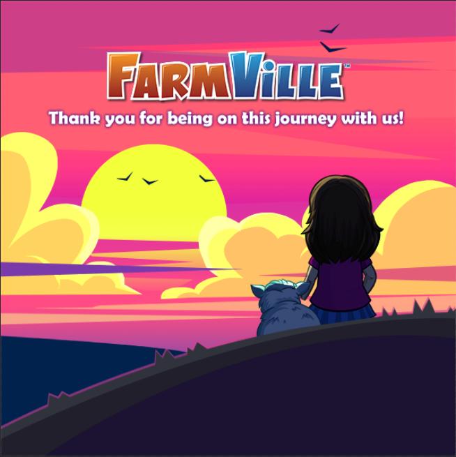 Farmville despedida