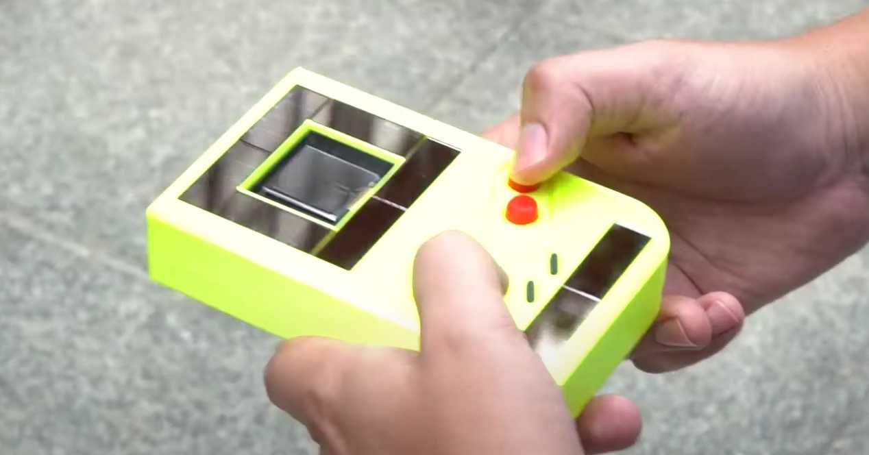 Game Boy solar