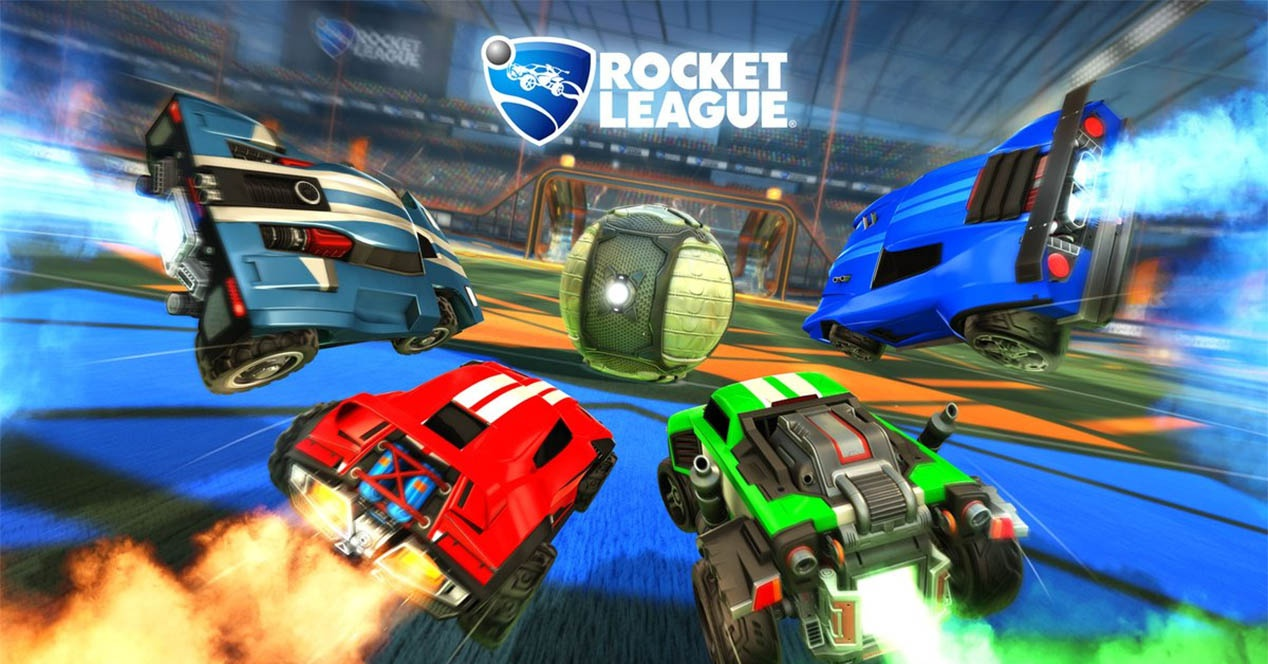 Rocket League PlayStation 4