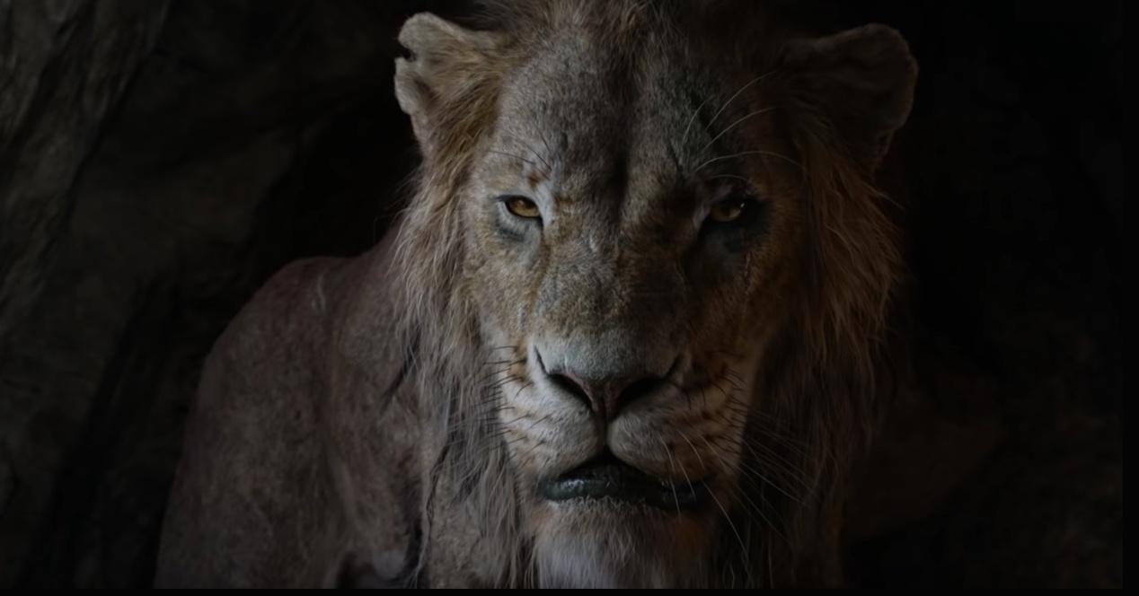 El Rey León - Scar