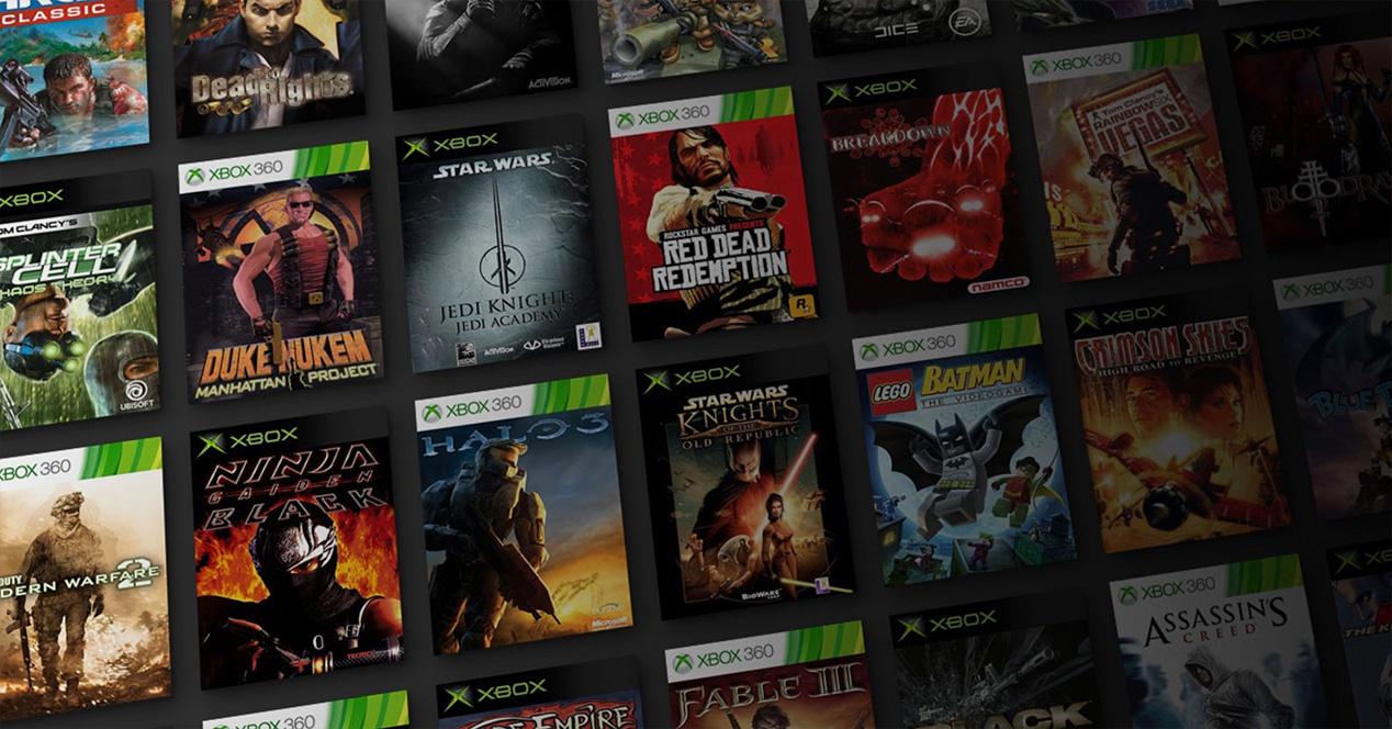Xbox Retrocompatibilidad