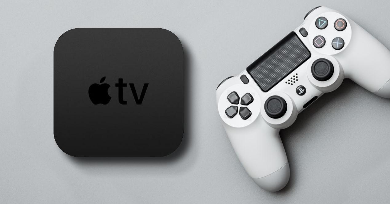 Mando juegos Apple TV cómo conectarlos