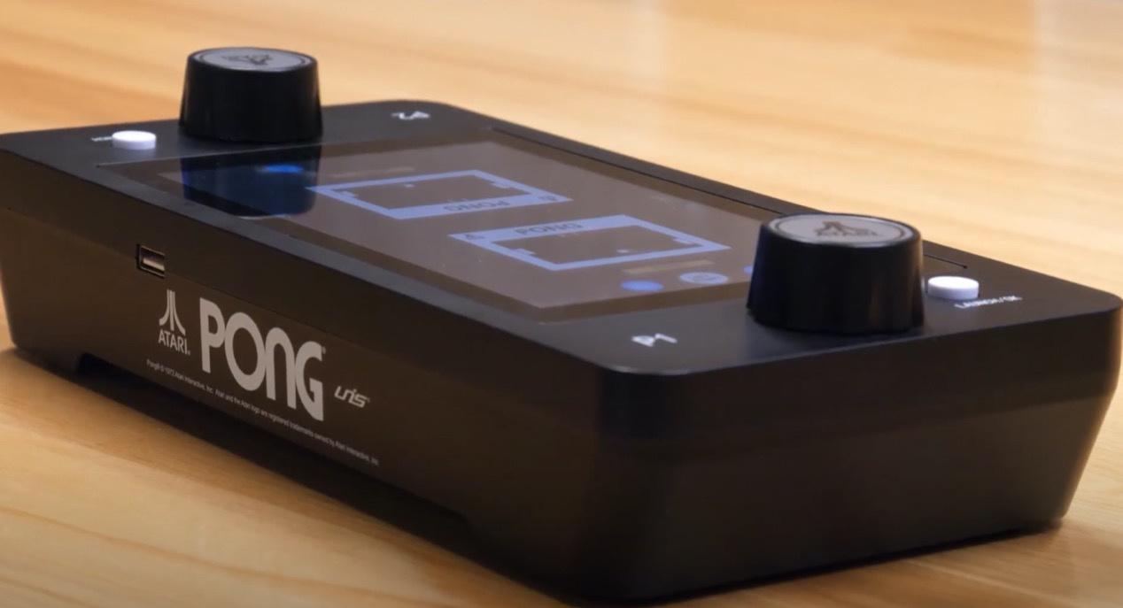 Atari Mini Pong Jr