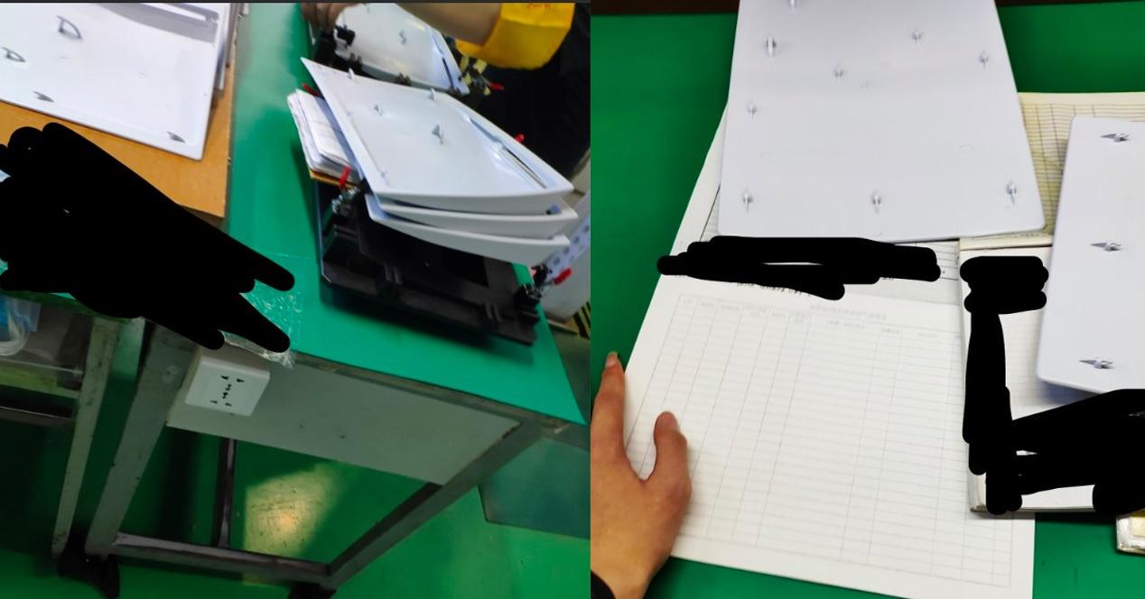 PS5 carcasa intercambiable