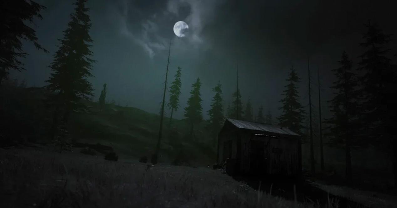 Warzone halloween
