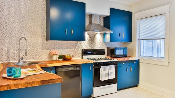 cocina-decorada-en-azul