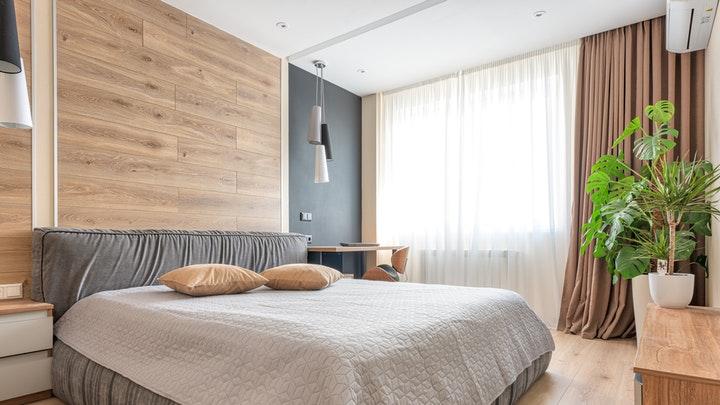 madera-clara-en-dormitorio