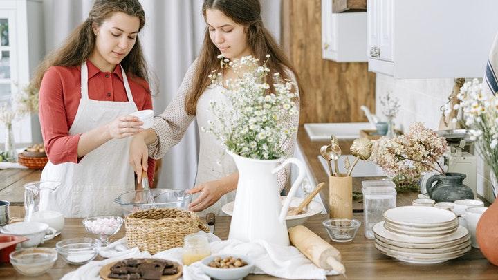 cocina-con-decoracion-rustica