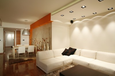 Iluminación decorativa en casa