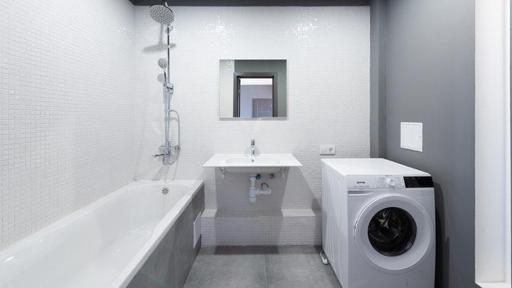 lavabo-sin-armario-en-bano
